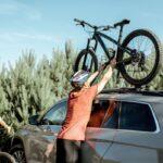 Podstawowe właściwości bagażnika rowerowego na dach